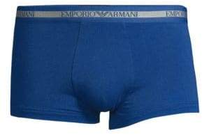 Emporio Armani Two-Pack Stretch Trunks