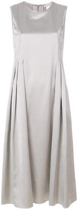 Max Mara 'S side pleated dress