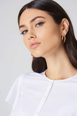 efcd9ea4485c62 Gold Chunky Earrings - ShopStyle UK