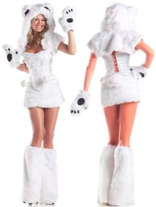 AR+ Be Wicked Costumes Women's Polar AR Costume