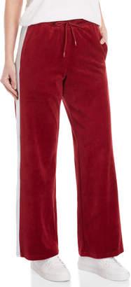 Fila Bonnie Velour Flare Pants