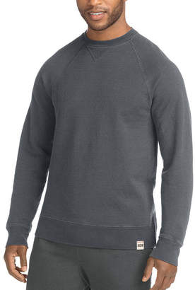 Hanes Mens Crew Neck Long Sleeve Sweatshirt