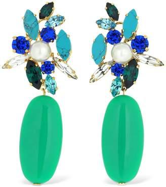 Shourouk Wonderfulandia Earrings