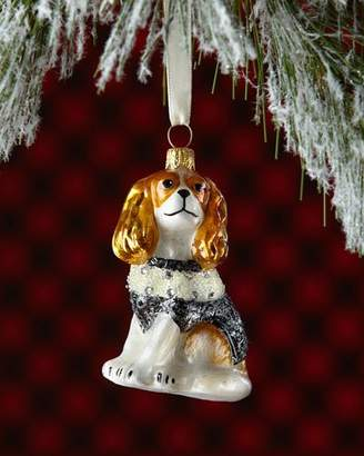 Joy To The World Collectibles Cavalier King Charles (Blenheim) in Sweater Dog Ornament