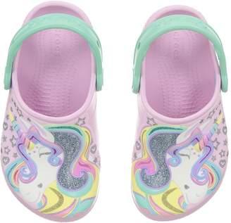 Crocs FunLab Unicorn Clog Kid's Shoes