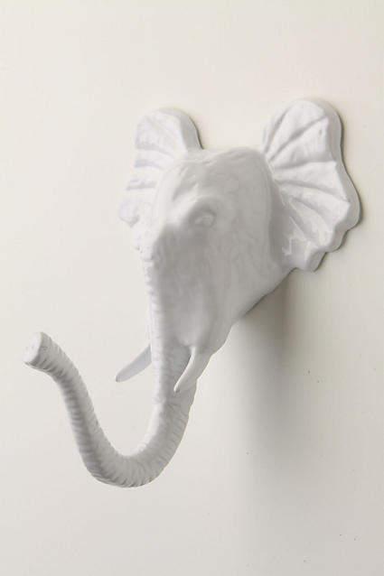 Anthropologie Encased Elephant Hook