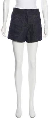 Derek Lam Denim Short Shorts