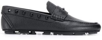 Valentino Rockstud loafers