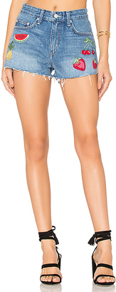 Lovers + Friends Lovers + Friends x REVOLVE Jack High-Rise Shorts $138 thestylecure.com