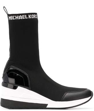 MICHAEL Michael Kors Grover ankle boots