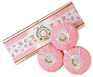 Roger & Gallet Rose Perfumed Soaps Set Of Soaps 3X100G