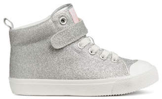 H&M High Tops - Silver