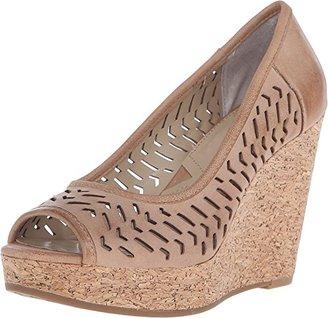Adrienne Vittadini Footwear Women's Carilena Wedge Pump $36.39 thestylecure.com