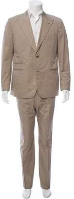Hermes Woven Two-Piece Suit