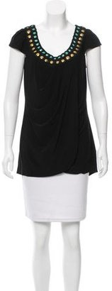 Alice by Temperley Embellished Emanuel Top w/ Tags $75 thestylecure.com