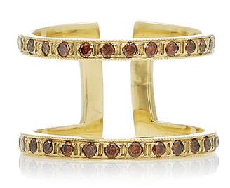 Koral Misahara 18K Gold Diamond Ring