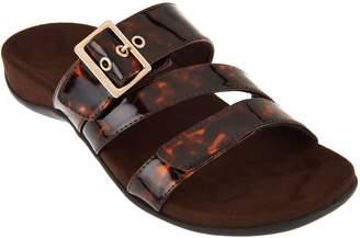 515092b6c39 ... QVC · Vionic Adjustable Slide Sandals - Skylar