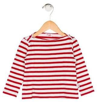 Il Gufo Kids' Striped Shirt