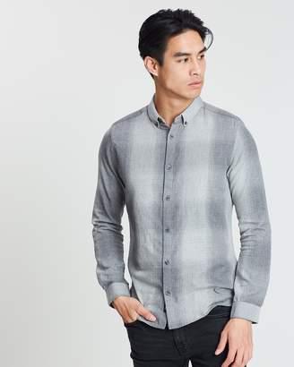 Buffalo David Bitton Long Sleeve Check Shirt