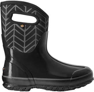 Bogs Classic Mid Badge Boot - Women's