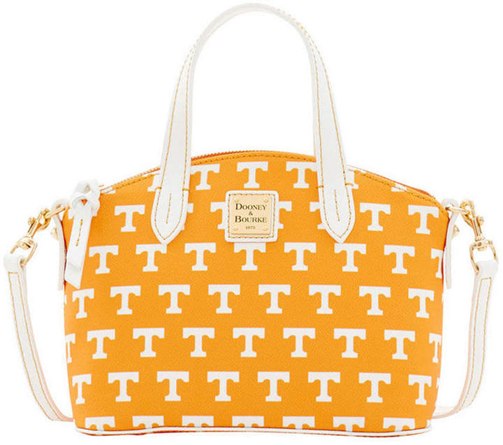 Dooney & Bourke Tennessee Volunteers Ruby Mini Satchel Crossbody - ORANGE - STYLE