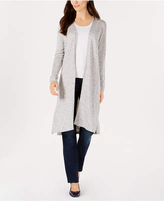 Charter Club Duster Cardigan