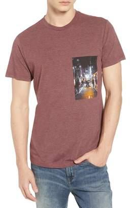 RVCA Curren Photo Graphic T-Shirt