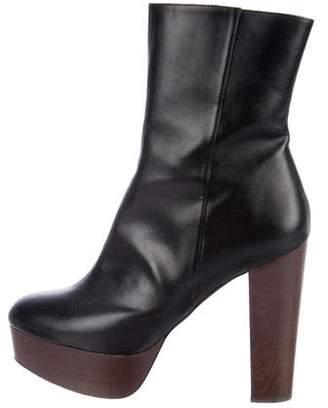 Stella McCartney Vegan Leather Platform Boots