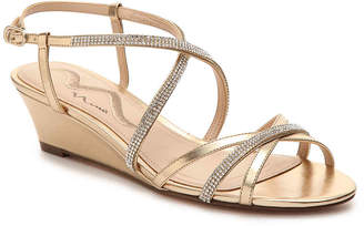 Nina Franya Wedge Sandal - Women's