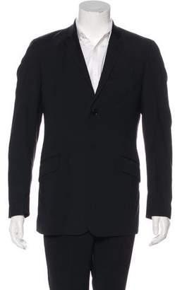 Dolce & Gabbana Wool Two-Button Blazer