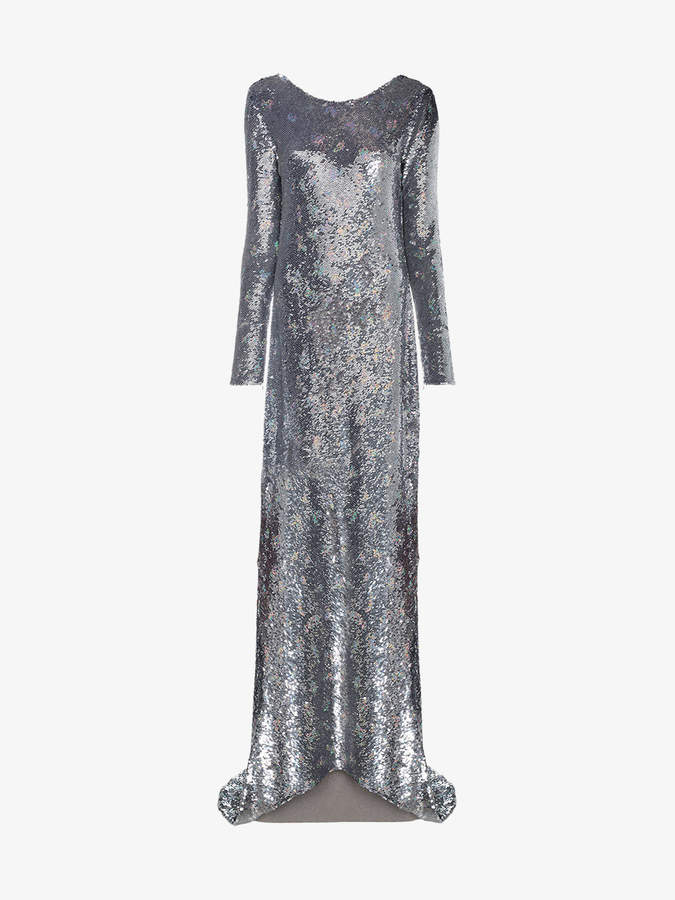 Ashish Wednesday sequin embellished gown