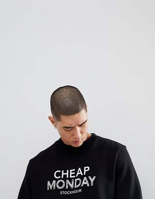 Cheap Monday Worth Logo Sweater