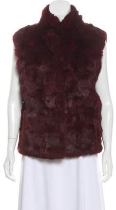 Annabelle Fur Sleeveless Vest w/ Tags Annabelle Fur Sleeveless Vest w/ Tags