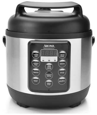 AROMA Black Housewares Digital Professional Pressure Cooker