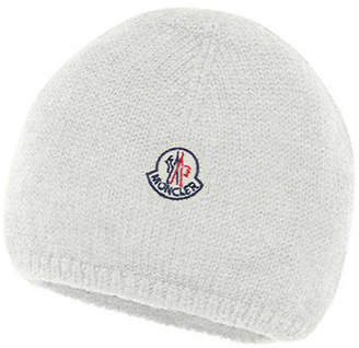 Moncler Baby's Knit Virgin Wool Cap