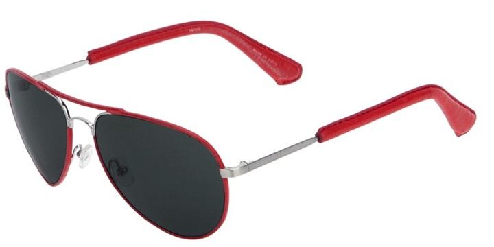 Veronique Branquinho Linda Farrow By aviator sunglasses