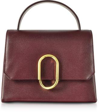 3.1 Phillip Lim Bordeaux Alix Mini Top Handle Satchel Bag