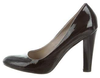 Marc by Marc Jacobs Patent Leather Pointed-Toe Pumps