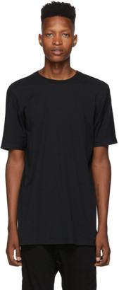 11 By Boris Bidjan Saberi Black Nemini Parco T-Shirt
