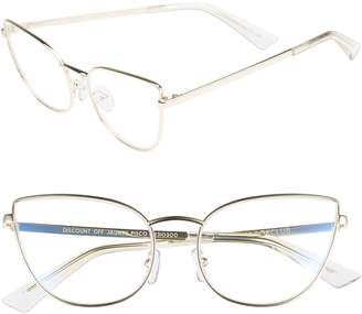 THE BOOKCLUB Discount Off Jaunty Pisco 56mm Reading Glasses