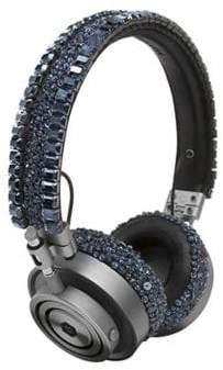 Swarovski Carolyn Rowan x Master & Dynamic MH30 Crystal Embellished Headphones