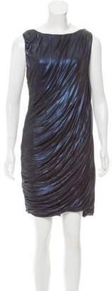 Behnaz Sarafpour Embellished Mini Dress