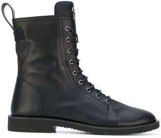 Giuseppe Zanotti Design Chris high boots