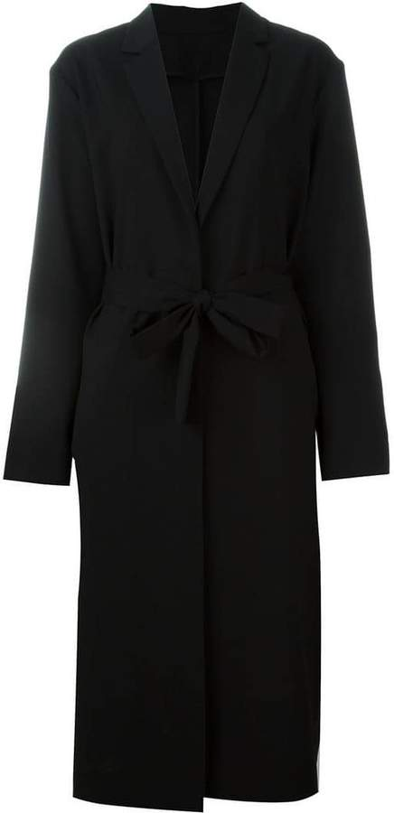 MSGM long robe coat