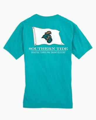 Southern Tide Gameday Nautical Flags T-shirt - Coastal Carolina University