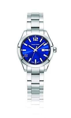 Philip Stein Teslar Women's 'Traveler' Swiss Quartz Stainless Steel Casual Watch