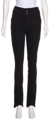 L'Wren Scott High-Rise Skinny Jeans