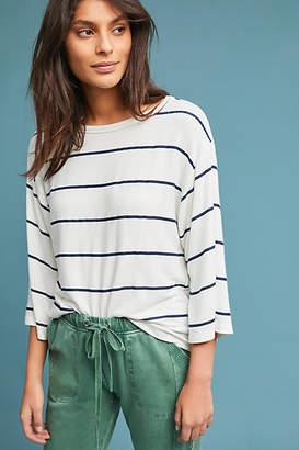 Sundry Striped Sweatshirt