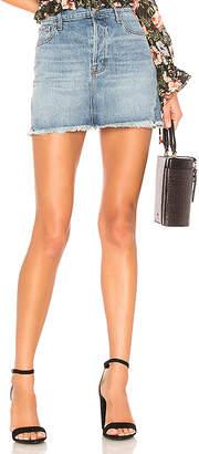 J Brand Bonny Mini Skirt.