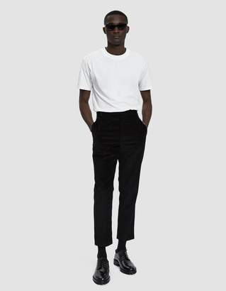 Need Extended Tab Trouser in Black